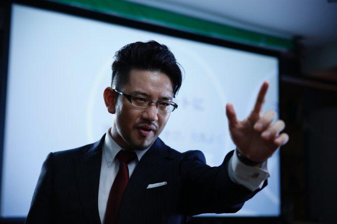 マーケティング・コンサルタント 株式会社オレコン代表取締役 山本琢磨の写真