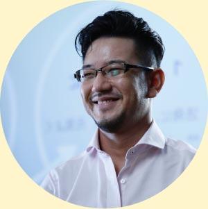 株式会社オレコン代表取締役・山本琢磨の写真